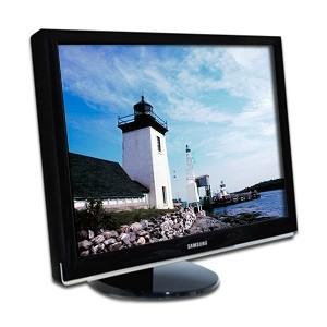 "Samsung 26"" 2693HM 5ms HDMI black LCD Monitor image"