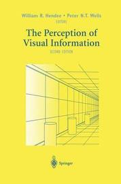 The Perception of Visual Information by William R. Hendee