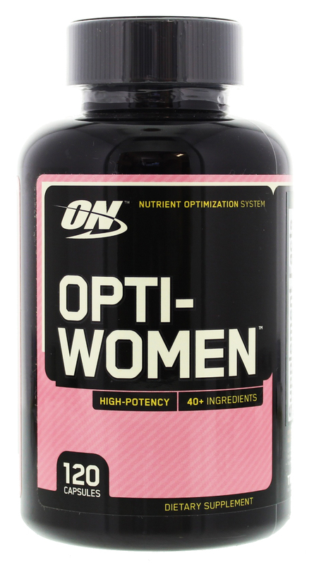 Optimum Nutrition Opti-Women Multivitamin (120 Tabs)