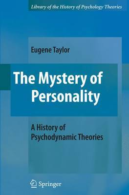 The Mystery of Personality by Eugene Taylor image