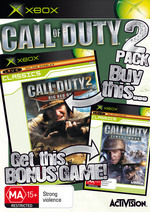 Call of Duty Finest Hour + Big Red One Double Pack for Xbox