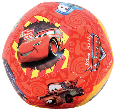 Cars: Soft Sewn Ball - 100mm