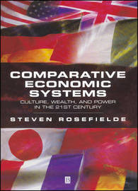 Comparative Economic Systems by Steven Rosefielde image