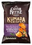 Copper Kettle Kumara Chips - Roast Garlic, Rosemary & Thyme (135g)