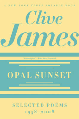 Opal Sunset by Clive James image