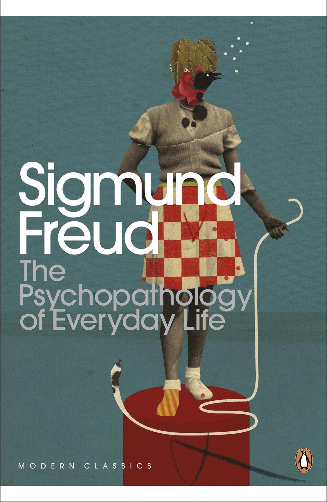 The Psychopathology of Everyday Life by Sigmund Freud image