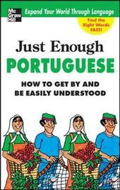 Just Enough Portuguese by D.L. Ellis