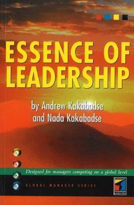 Essence of Leadership by Nada Kakabadse image