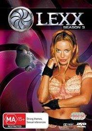 Lexx - Season 3 (5 Disc Set) on DVD image