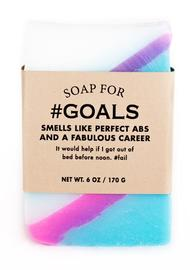 Whiskey River Co: Soap For #Goals
