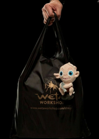 Lord of the Rings Gollum Carry-cature (plush)