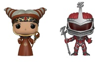 Power Rangers - Rita Repulsa & Lord Zedd Pop! Vinyl 2-Pack