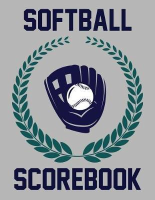 Softball Scorebook by Francis Faria