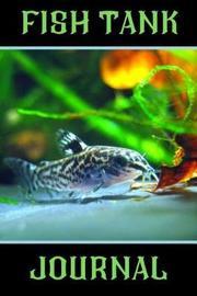 Fish Tank Journal by Fishcraze Books image