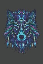 Wolf Head Mandala by Playful Press image
