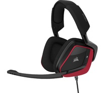Corsair Void Elite Surround Gaming Headset (Red) for PC
