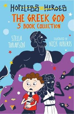 Hopeless Heroes: The Greek God - 5-Book Collection by Stella Tarakson