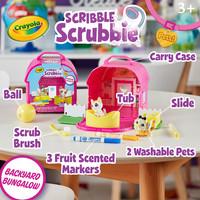 Crayola: Scribble Scrubbies - Backyard Bungalow