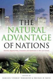 The Natural Advantage of Nations by Karlson Hargroves image