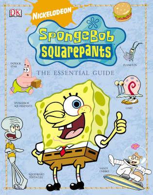 """SpongeBob SquarePants"" the Essential Guide by David Lewman"