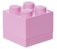 LEGO Mini Box 4 (Pink)