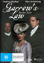 Garrow's Law - Series Two on DVD