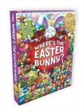 Where's the Easter Bunny Jigsaw Puzzle and Book Boxset