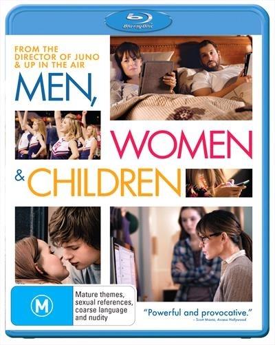 Men, Women And Children on Blu-ray