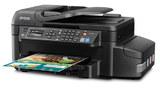 Epson WorkForce ET-4550 EcoTank All-in-One Printer
