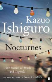 Nocturnes by Kazuo Ishiguro image