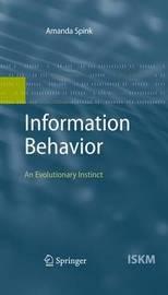 Information Behavior by Amanda Spink image
