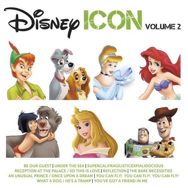 ICON: Disney - Volume 2