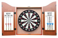 Puma: Victor Cabinet and Paper Dartboard Set