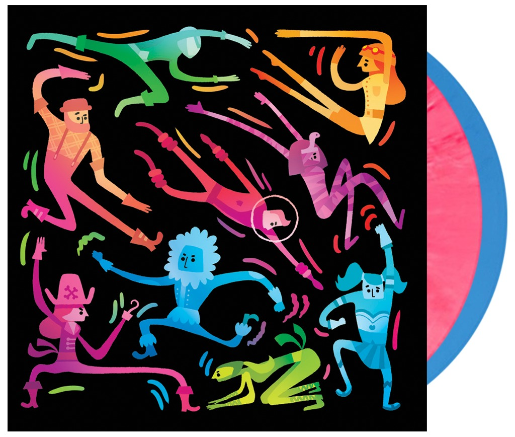 Runbow Original Soundtrack (2LP) by Dan Rodrigues image
