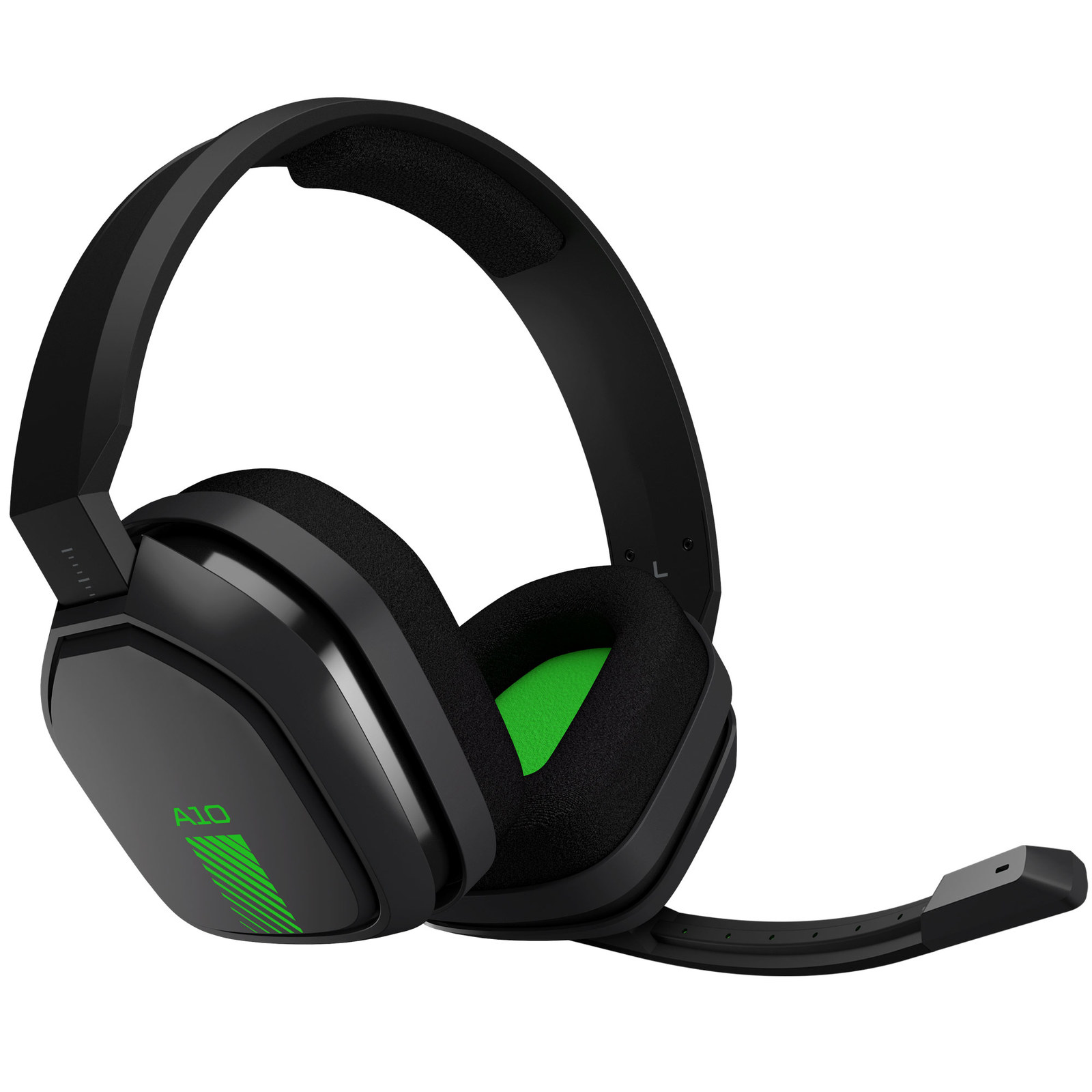 Astro A10 Wired Headset (Grey/Green) for Xbox One image