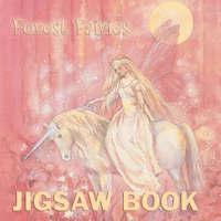 Forest Fairies Jigsaw Book image