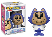 Hanna-Barbera - Benny the Ball Pop! Vinyl Figure (with a chance for a Chase version!) image