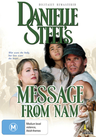 Danielle Steel's: Message from Nam on DVD image