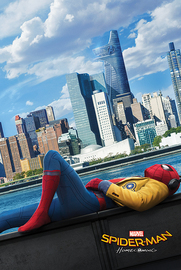 Spider-Man Homecoming: Teaser - Maxi Poster (682)