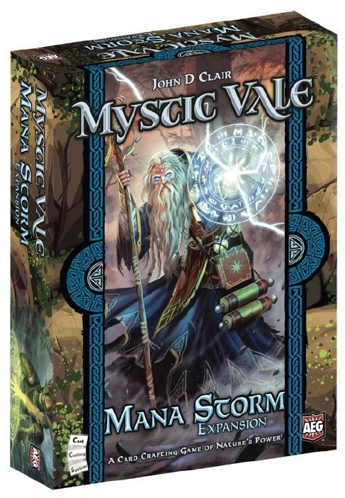 Mystic Vale: Mana Storm - Expansion Set