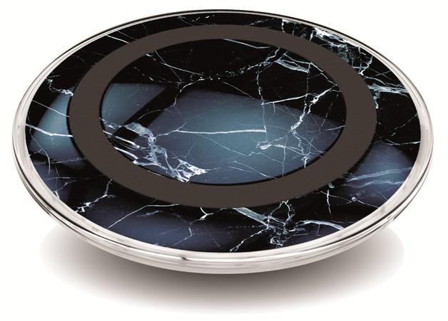 Mayhem Wireless Charger Black Marble