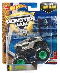 Hot Wheels: Monster Jam - Alien Invasion