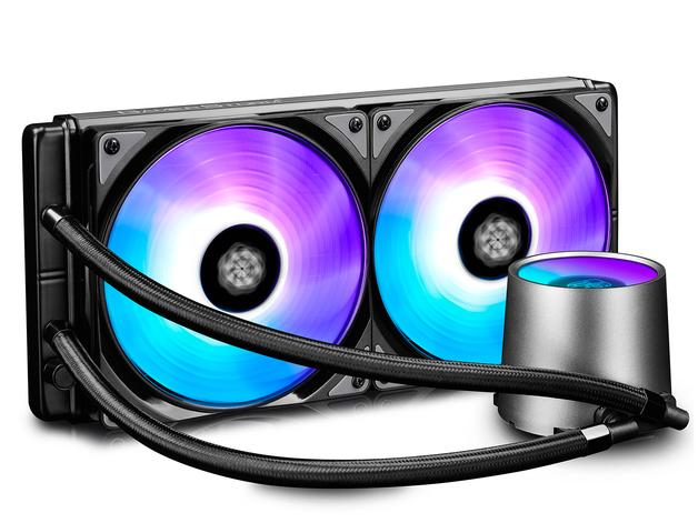 Deepcool: Castle 280RGB CPU Liquid Cooler
