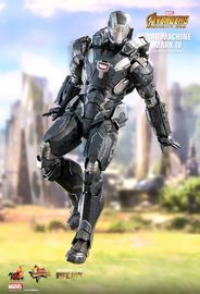 "Avengers Infinity War: War Machine Mk. IV - 12"" Articulated Figure image"
