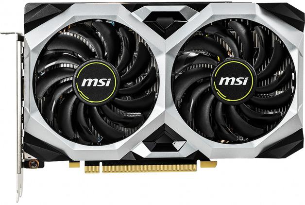 MSI Ventus XS GeForce GTX 1660 Ti 6GB OC GPU