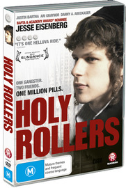 Holy Rollers on DVD