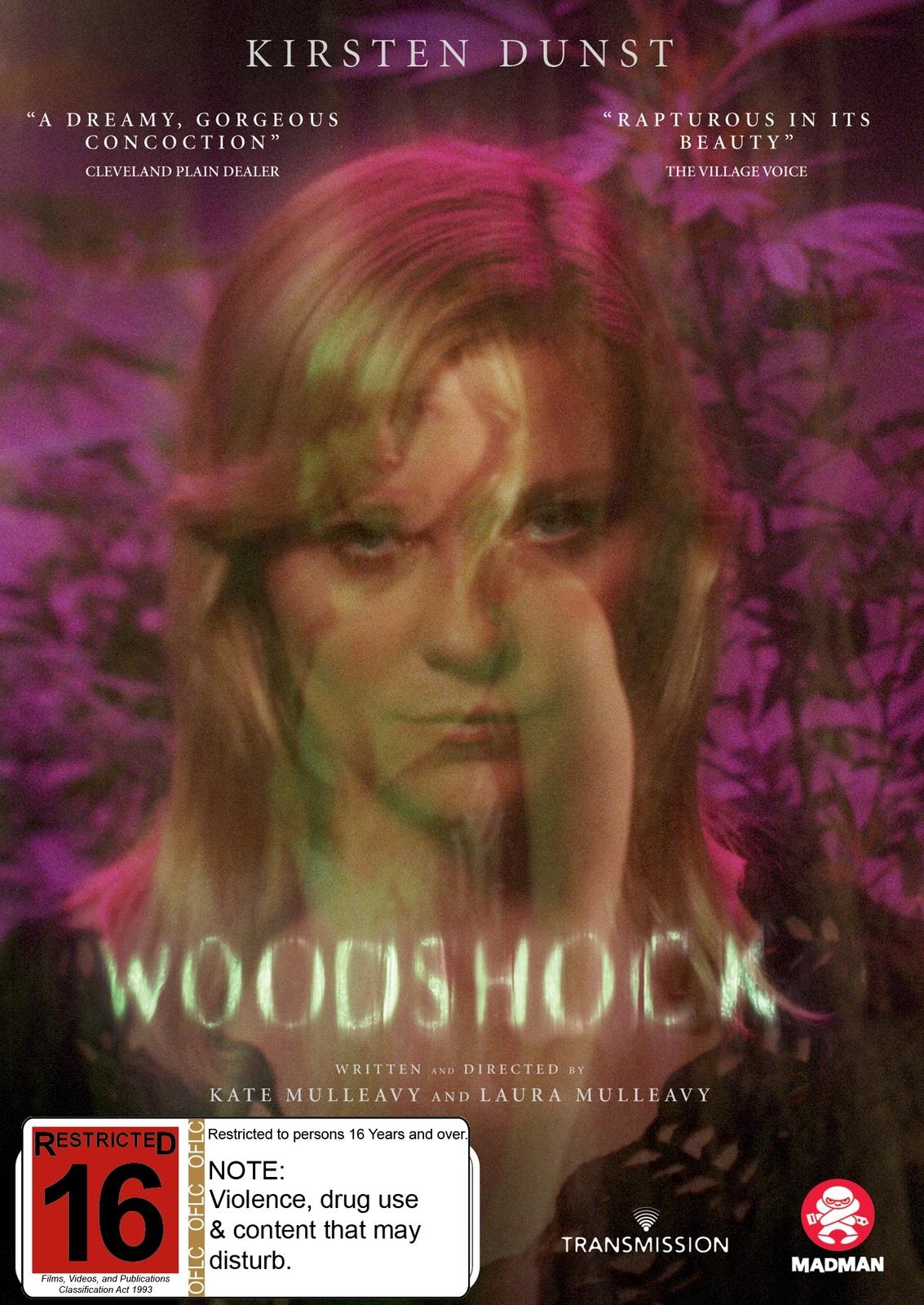 Woodshock on DVD image
