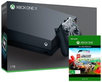 Xbox One X Forza Horizon 4 LEGO Speed Champions Console Bundle for Xbox One image