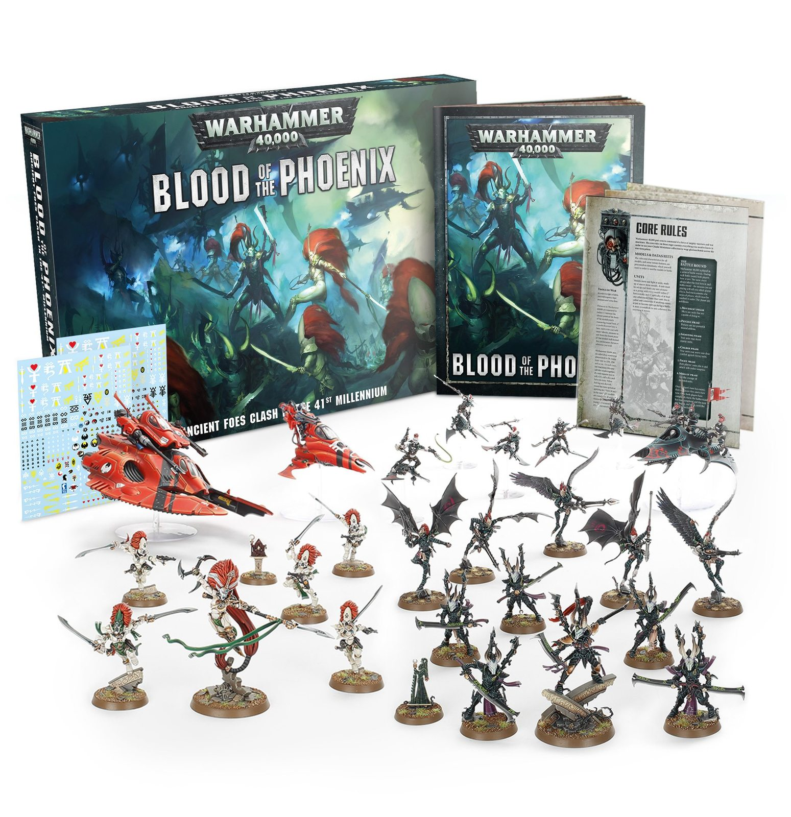 Warhammer 40,000: Blood of the Phoenix image