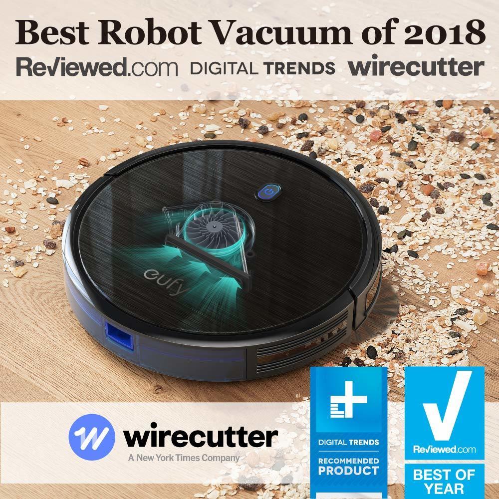 Eufy RoboVac 11S Robot Vacuum Cleaner image
